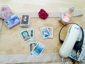 Psychic phone readings by Psychic Kathryn